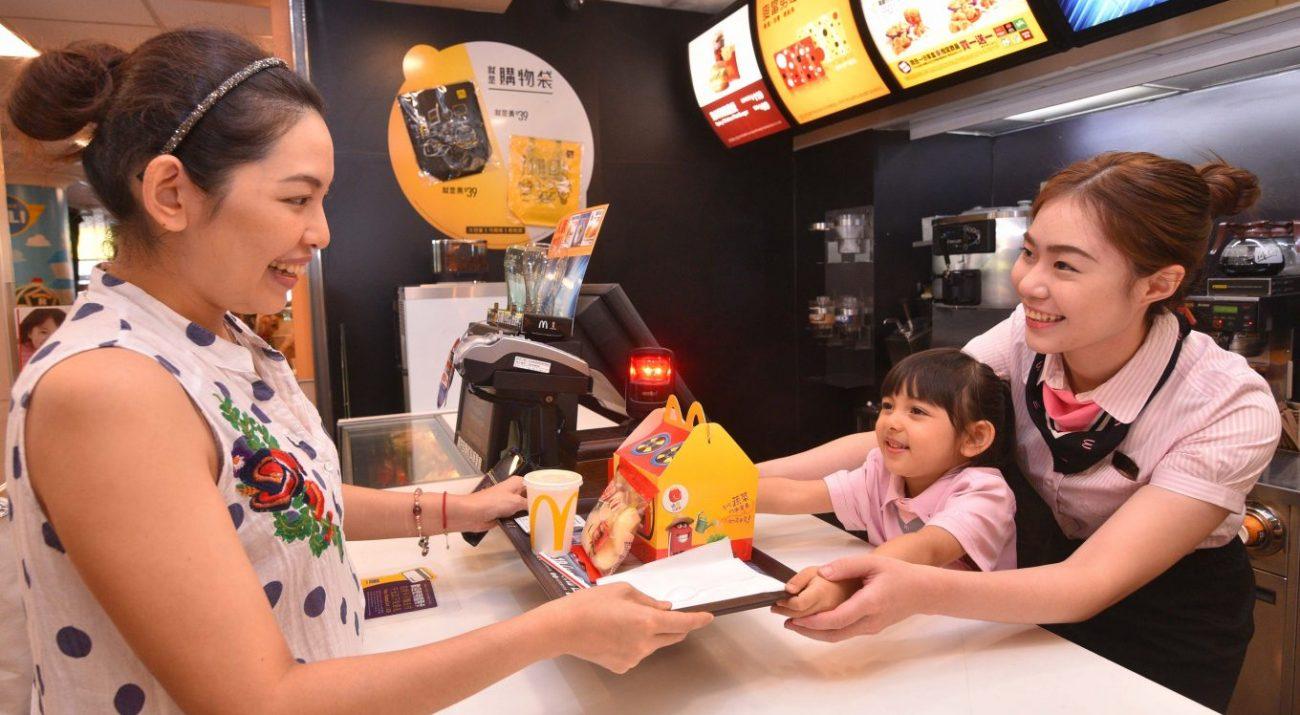 全台最資深親子餐廳 麥當勞對家的承諾