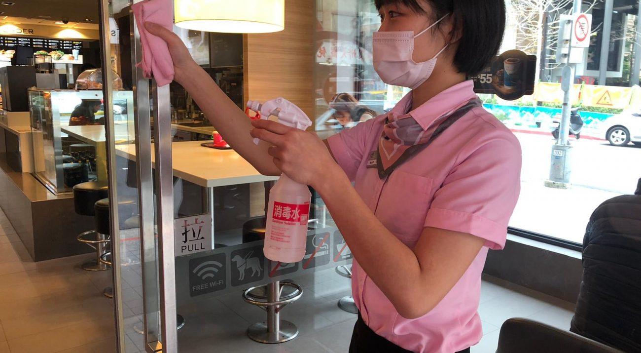 麥當勞有都市傳說! <br>答案就在員工日常中