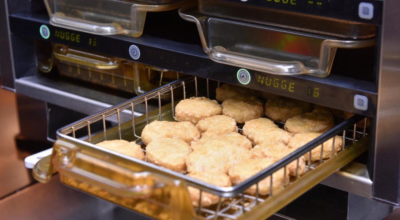 麥當勞餐廳100%獲GHP認證  官方掛保證的安心!